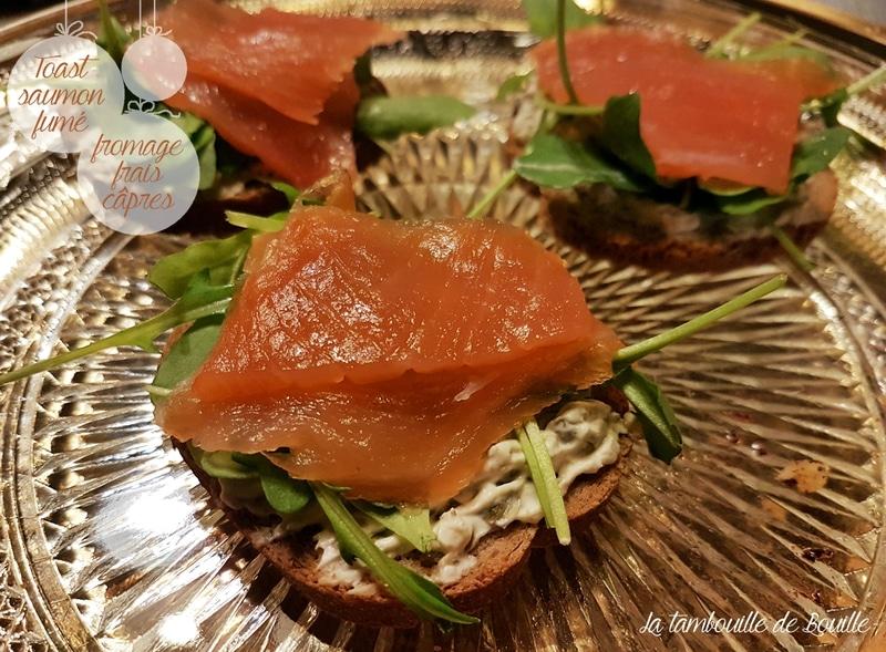 recette-toast-saumon-fumé-fromage-frais-capres