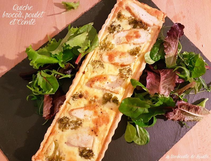 recette-quiche-brocoli-poulet-comté