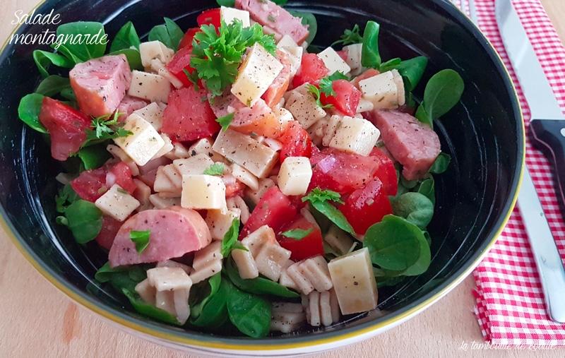 idée-recette-salade-montagnarde