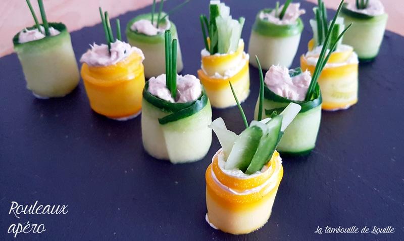 rouleaux-apéro-légumes-thon-fromage-frais