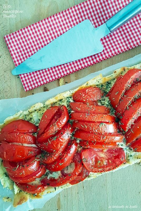 recette-tarte-salée-facile-tomate